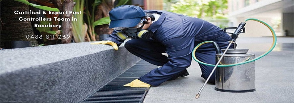 Certified Pest Controllers Rosebery